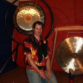 Tiverton monthly gong bath